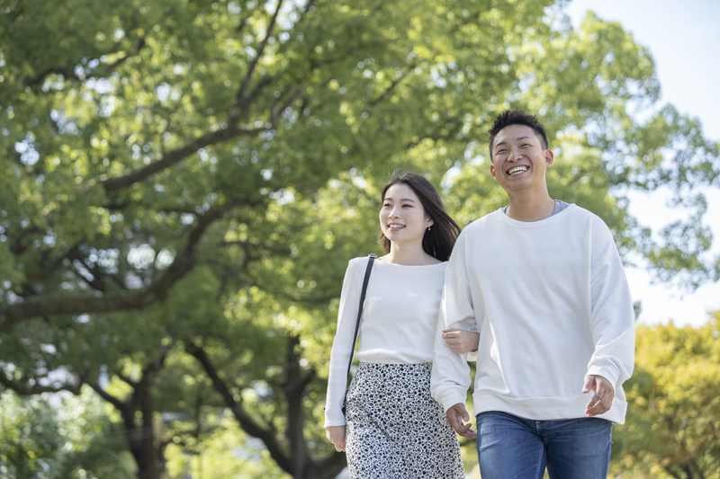 名古屋婚活スクールROOTS体験セミナーカップル